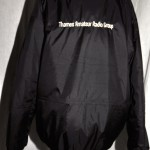 Bomber Jacket - Back View